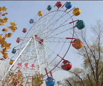 top ferris wheel ride manufacturer