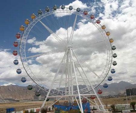 quality ferris wheel ride for fairground