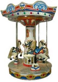 coin operated carousel machines