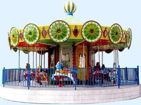 Beston Carousels for sale