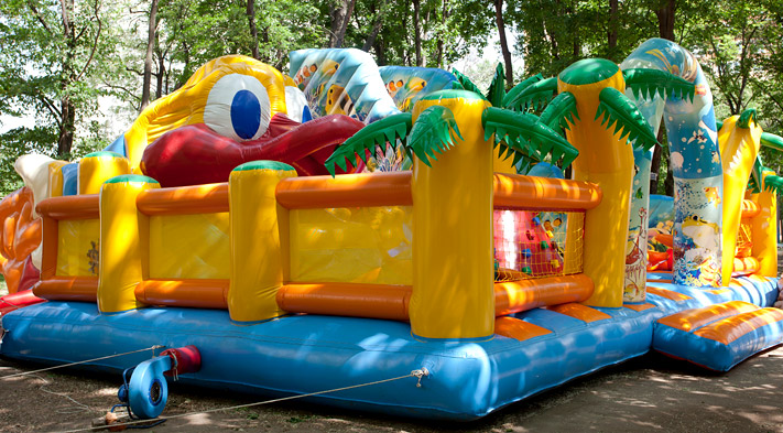Commercial Inflatable Bounce