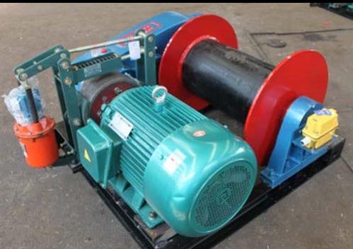 industrial winch manufacturer