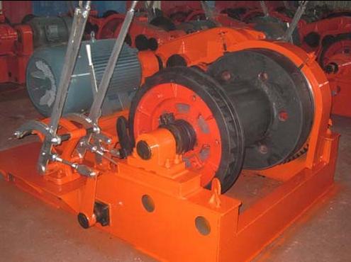 industrial winch