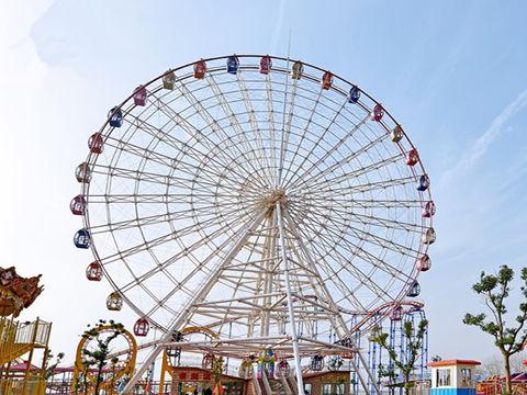 Supplier of Ferris wheel Rides
