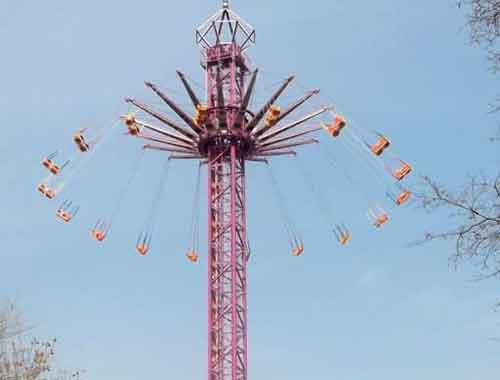 Swing Tower Amusement Rides