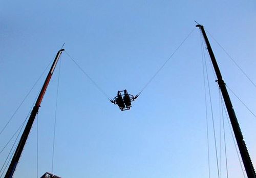 ejection seat ride for sale