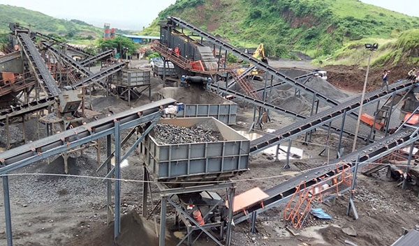 stone crusher plant for sale