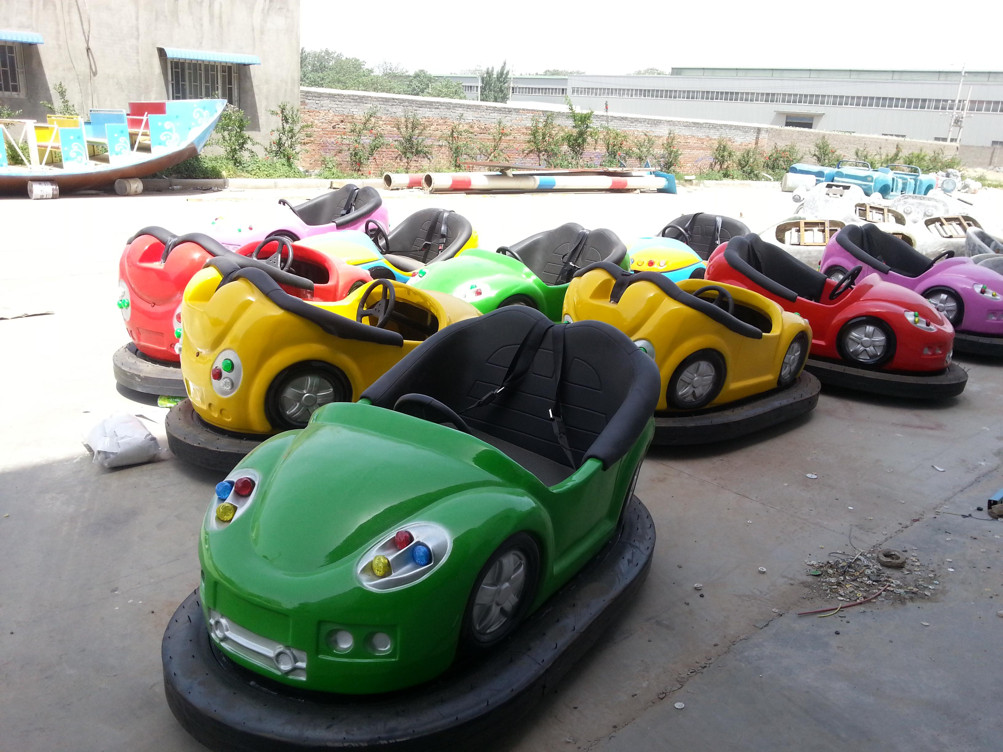 playground bumper cars