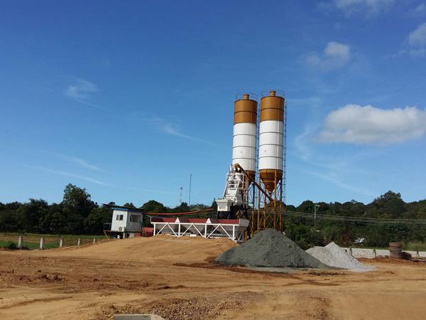 portable concrete batching plant for sale