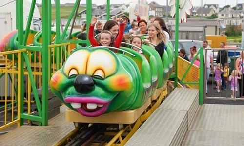 Wacky Worm Roller Coaster Manufacturers