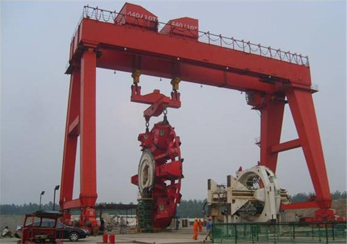 Price double girder gantry crane