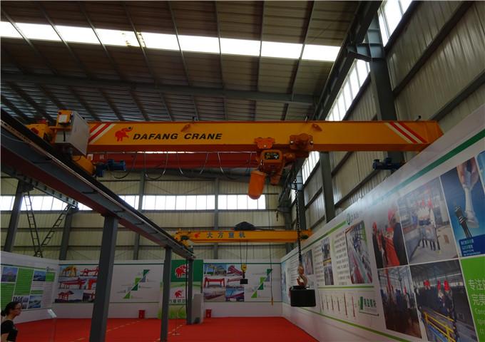 Select 3.2 tons overhead crane