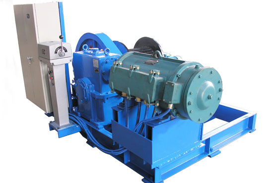 Electric Winch for Marine